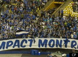Une foule record de 58 912 spectateurs était présente pour le premier match de l'Impact en MLS. (CP)