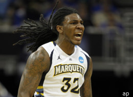 Marquette beat Murray State to reach the Sweet 16.
