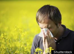 Certaines allergies sont différentes, bizarres, et n'ont rien à voir avec les allergies saisonnières.