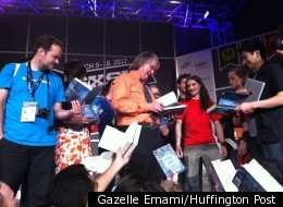 Gazelle Emami/Huffington Post