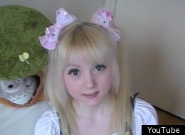 Venus Angelic is a 15-year-old girl in London who tries to make herself look like a living doll.