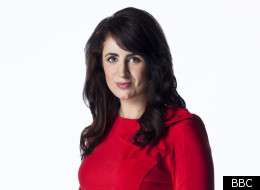 Jane McEvoy is a contestant on The Apprentice