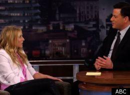 Kristen Bell talks