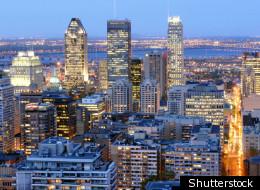 La ville de Montréal. (Shutterstock)