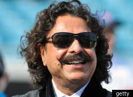 FILE: Shahid Kahn, owner of the Jacksonville Jaguars