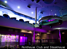Penthouse Club and Steakhouse
