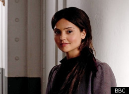 Jenna-Louise Coleman is Doctor Who's next companion.