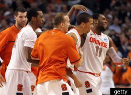 Syracuse advances to the Elite Eight.
