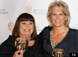 French and Saunders are planning to reunite