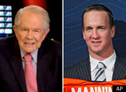 Pat Robertson isn't thrilled with the Broncos' offseason moves.