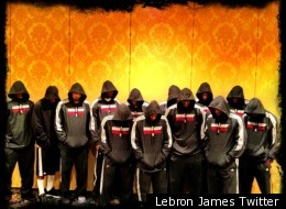 Lebron James Twitter