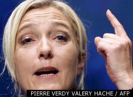 PIERRE VERDY VALERY HACHE / AFP