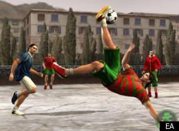 FIFA Street Leads UK Games Chart