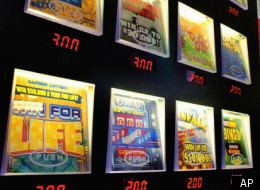 Convenience store lottery ticket dispensers may soon be a thing of the past.