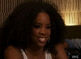 La La gets emotional at Kelly Rowland's birthday dinner on