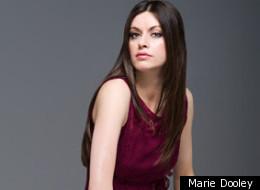 Marie Dooley célèbre 25 ans de carrière dans la mode à Québec.