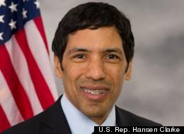 U.S. Rep. Hansen Clarke