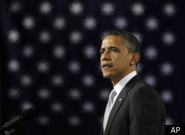 President Obama campaigned in Vermont and Maine on Friday.