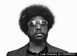 New quest: Questlove is co-founder of the new Hoodie Shop on New York's Lower East Side