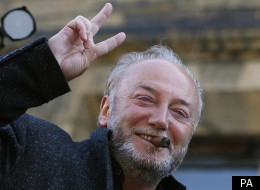 George Galloway, the newly elected Respect MP for Bradford West