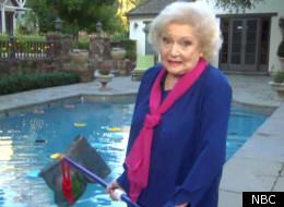 Betty White stars in