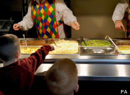 School dinners are 'very small', teachers claim