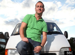 Will Mellor is White Van Man