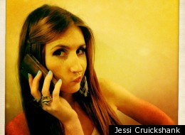 What's really inside Jessi Cruickshank's phone?