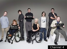 The stars of Channel 4's 'Undateables'