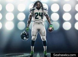 Nike reveals the NFL new uniforms.