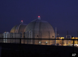 This Sept. 8, 2011 file photo shows the nuclear power plant shut down in San Onofre, Calif. There were no catastrophes caused by the widespread outage that knocked out power in a region with a population of nearly 6 million spanning both sides of the U.S.-Mexico border. But for individuals and institutions alike it was a defining moment that separated the Boy Scouts of the world from the rest of us. (AP Photo/Alex Gallardo, File)