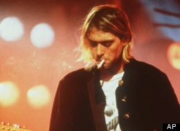 Kurt Cobain and Courtney Love sing in unreleased song, 'Stinking Of You'