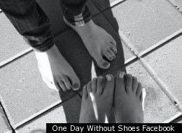 One Day Without Shoes Facebook