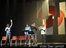 L'événement s'est déroulé le 7 avril 2012. (Victor Diaz Lamich)