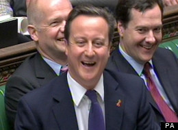David Cameron Leads A Government Of 'Chums' According To A Poll On Sunday