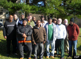 From the 2011 Baltimore Men's Retreat.