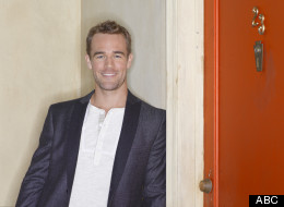 James Van Der Beek in