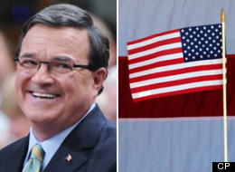 Finance Minister Jim Flaherty says Canada has an advantage over the U.S. in dealing with the economy — it has a system of government that can make decisions. (CP)