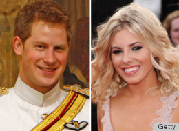 Le prince Harry sortirait-il avec Mollie King?