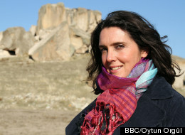 Bettany Hughes: 'A lot of the early churches in Rome were founded by women'