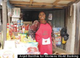 Anjali Banthia for Womens World Banking
