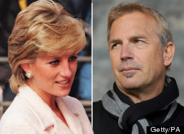 Kevin Costner claims Princess Diana was interested in making The Bodyguard 2 with him