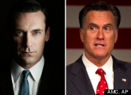 The Obama camp seems bent on associating Romney with an earlier time.