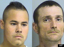 Jake England and Alvin Watts, Tulsa shooting suspects, have been charged with murder and committing a hate crime.