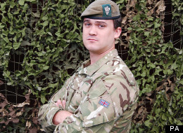 Captain Rupert Bowers was killed on duty in Afghanistan