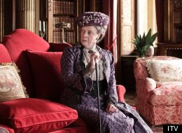 Dame Maggie Smith was recently rumoured to be leaving Downton Abbey