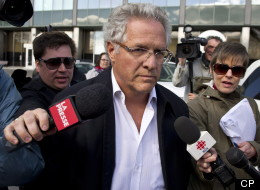 Construction magnate Tony Accurso was one of the people arrested by Quebec's anti-corruption squad on Tuesday.