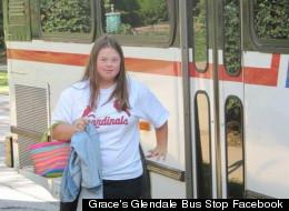 Grace's Glendale Bus Stop Facebook