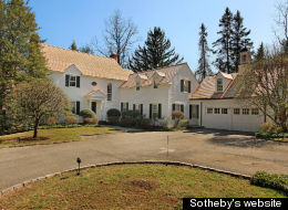 Citigroup CEO Vikram Pandit's Greenwich, Conn. home is up for sale.