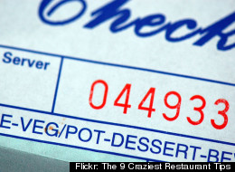 Flickr: The 9 Craziest Restaurant Tips